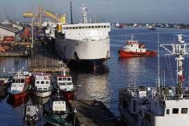 Arus Peti Kemas Pelabuhan Pontianak Naik 12%