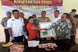 Tabita Grogi Diberi Uang Bersambung Bank Indonesia