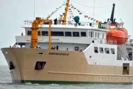 Proyek 26 Kapal Tol Laut Molor, Pemerintah Perlu Cari Jalan Keluar
