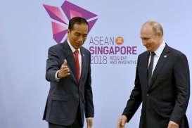 Jokowi Bertemu Putin, Indonesia Diizinkan Beli Properti di Moscow