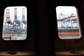 Per Agustus 2018, Arus Kargo Pelabuhan Tanjung Priok Tumbuh 12%
