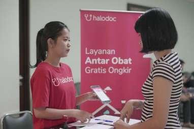 Layanan Halodoc Bantu Pengantaran Obat Pasien di Bali
