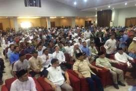 Prabowo Tuding Banyak Elite Politik Jakarta 'Rai Gedheg' alias tak Punya Malu