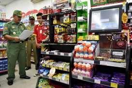 Sidak Disperindag Temukan Kemasan Rusak di Pasar Swalayan