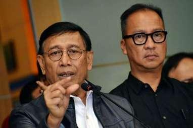 Ledakan di Kediaman Pimpinan KPK, Menkopolhukam Wiranto Minta Polisi Kerja Pelaku & Proses Motifnya
