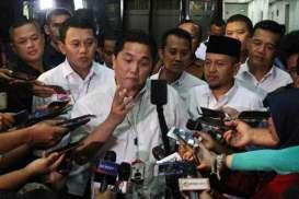 Visi Misi Prabowo-Sandi Diubah, Ini Komentar Erick Thohir