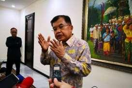 Bicara di Universitas Paramdina, Wapres JK Yakin Kondisi Ekonomi & Politik Indonesia Baik