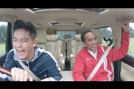 Jokowi Nyanyi Bohemian Rhapsody di Vlog Boy William