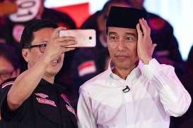 Hadapi Debat Kedua, Jusuf Kalla: Jokowi Harus Banyak Belajar