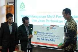 Pacu Dana Pihak Ketiga, BNI Syariah Jalin Sinergi dengan UIN Alauddin Makassar