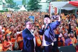 Alumni Atmajaya Dukung Jokowi - Amin, TKN: Bukti Jokowi Bawa Optimisme