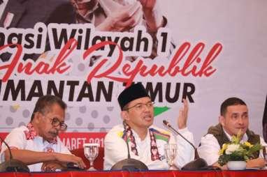 TKN Jokowi - Ma'ruf Optimis Menang 70 Persen di Kaltim