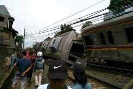 KAI & KCI Diminta Tangung Biaya Pengobatan 17 Korban Kereta Anjlok