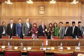 Indonesia-Slowakia Perkuat Kerja Sama Bidang Pendidikan & Ekonomi