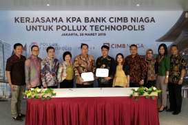 Pollux Technopolis Gandeng CIMB Niaga Tawarkan Bunga KPA 6,5 Persen