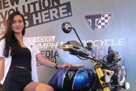 MOTOR BESAR : Triumph New Scrambler 1200 XE Bidik Wisata Penjelajahan. Ini Spesifikasinya
