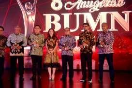 Patra Jasa Raih Penghargaan di Anugerah BUMN 2019