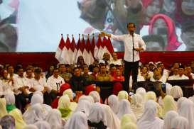 Jokowi Ceritakan Saat Diadang Masyarakat Papua