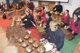 Gamelan & Tari Pendet Meriahkan Festival Kampus di Universitas Wina Austria