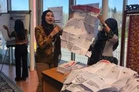 Real Count: Jokowi Menang 79 Persen di Slowakia