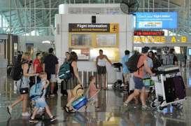Kebakaran di Bandara Ngurah Rai, Penumpang Dievakuasi