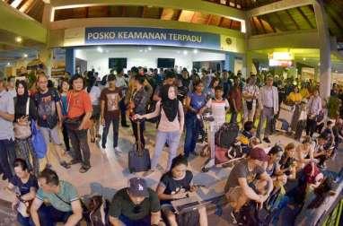Pascakebakaran, Bandara Ngurah Rai Atur Ulang Konter 'Check In'