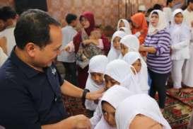 Pupuk Indonesia Beri Santunan dan Gelar Safari Ramadan
