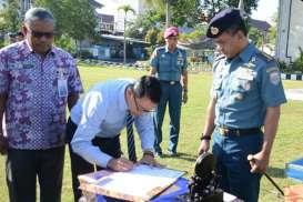 Lanal Denpasar Canangkan Zona Bebas Korupsi