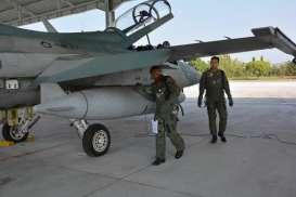 Tidak Fit saat Berpuasa, Jam Terbang Pilot Tempur Lanud Iswahjudi Dikurangi