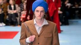 Rumah Mode Gucci Dikecam Gara-gara Rancangan Berbentuk Turban