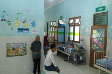 Deman Berdarah Meningkat di Madiun, Pasien Dirawat di Lorong RSUD