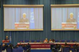 """Indonesia Komitmen Junjung Tinggi """"Rule of Law"""" di PBB"""