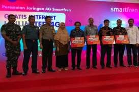 Smartfren Bakal Tambah 1.500 BTS di Sumut