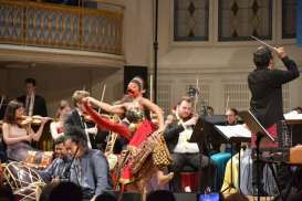Ketika Gamelan Berpadu Musik Klasik di Austria