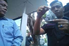 Proyektil Peluru Gotri Ditemukan di Lokasi Penembakan Pos Polisi di Kulonprogo