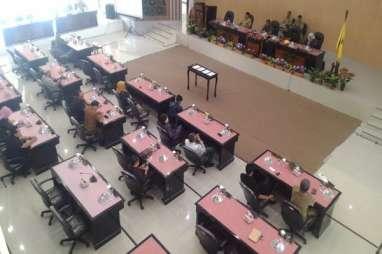 Rapat Paripurna DPRD Madiun Hanya Diharidi 18 Anggota