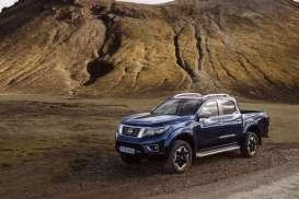 Kembangkan Pasar Eropa, Nissan Permak Navara