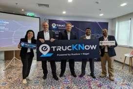 Kuehne+Nagel Perkenalkan Platform Logistik etrucKNow Berbasis AI