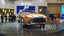 Usung Konsep Harmoni, Lexus Bawa Kemewahan ke GIIAS 2019