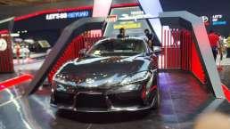 Toyota Perkenalkan GR Supra dan New Fortuner TRD Sportivo
