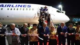 Penerbangan Langsung Turki-Bali Genjot Komoditas Ekspor