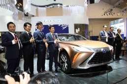 Perdana di Asia, Lexus Pamerkan LF-1 di Ajang GIIAS 2019