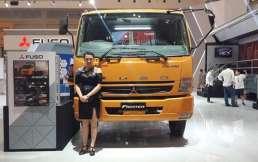 Mitsubishi Fuso Incar 23 Persen Pangsa Pasar Truk Medium