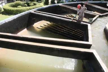 Pasokan Air PDAM Klaten Dikhawatirkan Terimbas Jalan Tol Solo-Jogja