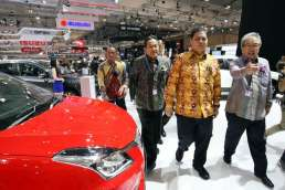 Suzuki Tawarkan Program Tukar Tambah di GIIAS 2019