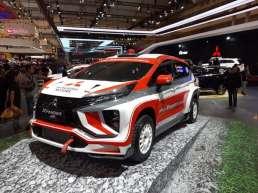Mitsubishi Targetkan 4.000 Unit Kendaraan Terjual di Ajang GIIAS 2019