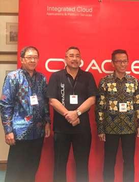 JNE Adopsi Sistem Gudang Data Otonom dari Oracle