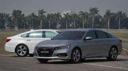 Mesin Mirip, Accord Lebih Bertenaga Ketimbang CR-V dan Civic