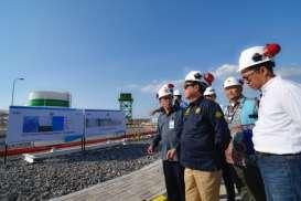 Menteri Jonan Resmikan Infrastruktur Listrik di NTB, Target Elektrifikasi Jadi 99 Persen