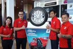 TOMOnet, Inovasi Digital dari Bridgestone Indonesia